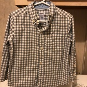 Toddler Boys Button Down